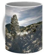 Sunrise On Frosted Hill Coffee Mug