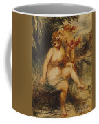 Venus And Love Allegory Coffee Mug
