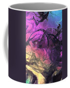 When The Night Comes Coffee Mug by Linda Sannuti