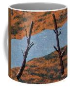 0361 Abstract Landscape Coffee Mug