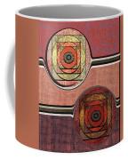 0523 Abstract Thought Coffee Mug