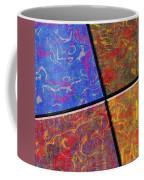 0580 Abstract Thought Coffee Mug