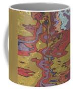 0637 Abstract Thought Coffee Mug