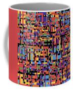 0649 Abstract Thought Coffee Mug