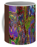 0661 Abstract Thought Coffee Mug