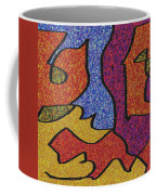 0664 Abstract Thought Coffee Mug