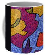 0665 Abstract Thought Coffee Mug