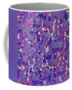 0667 Abstract Thought Coffee Mug