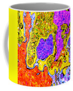 0673 Abstract Thought Coffee Mug