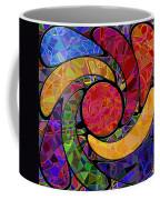 0677 Abstract Thought Coffee Mug