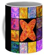 0690 Abstract Thought Coffee Mug