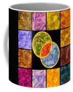 0691 Abstract Thought Coffee Mug