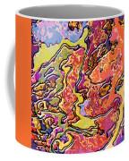 0693 Abstract Thought Coffee Mug