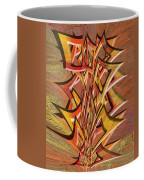 0695 Abstract Thought Coffee Mug