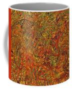 0700 Abstract Thought Coffee Mug