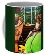 0ld Time Days. Coffee Mug