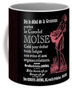 1920's French Advert Coffee Mug