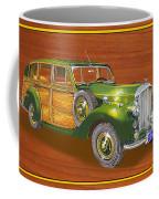 1947 Bentley Shooting Brake Coffee Mug by Jack Pumphrey