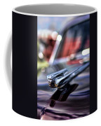 1949 Cadillac Hood Ornament Coffee Mug