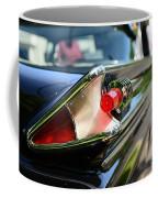1958 Mercury Park Lane Tail Light Coffee Mug
