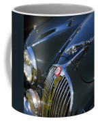 1961 Jaguar Mk II 3.8 Litre Automatic Coffee Mug