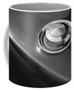 1968 Dodge Charger Fuel Cap Coffee Mug