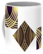 3 Square Coffee Mug