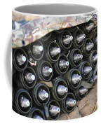 81mm Mortar Rounds Ready Stacked Ready Coffee Mug