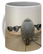 A C-17 Globemaster IIi Sits Coffee Mug