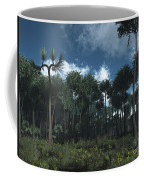 A Carboniferous Forest Of Midwestern Coffee Mug