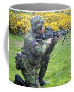 A Coldstream Guard Training In Scotland Coffee Mug
