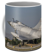 A Dassault Mirage 2000 Of The United Coffee Mug