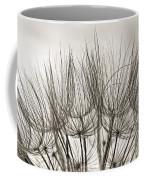 A Delicate World Monochrome Coffee Mug