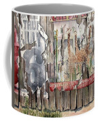 A Faded Memory Coffee Mug