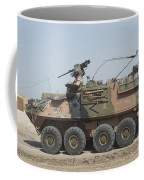 A Lav IIi Infantry Fighting Vehicle Coffee Mug