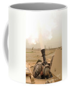 A M120 Mortar System Is Fired Coffee Mug