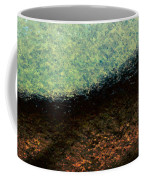 A Place To Ponder - Macro1 Coffee Mug