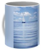 A Sailboat Coffee Mug