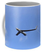 A Scan Eagle Unmanned Aerial Vehicle Coffee Mug