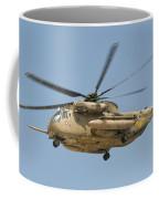 A Sikorsky Ch-53 Yasur Of The Israeli Coffee Mug
