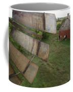 A Turn-of-the-century Peg Barn As Seen Coffee Mug