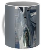 A U.s. Air Force F-16c Fighting Falcon Coffee Mug by Giovanni Colla