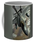 A U.s. Air Force F-22 Raptor Coffee Mug
