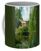 A View Of The Parthenon 17 Coffee Mug