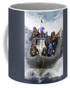 A Visit, Board, Search And Seizure Team Coffee Mug