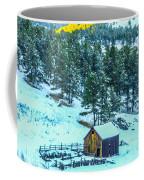 Abandoned Barn Lll Coffee Mug