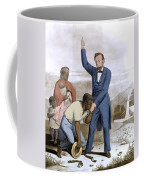 Abraham Lincoln, 16th American President Coffee Mug by Photo Researchers, Inc.
