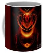 Abstract 166 Coffee Mug