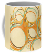 Abstract Circle Coffee Mug