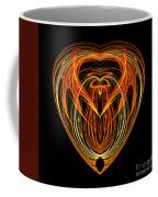 Abstract Eighty-nine Coffee Mug